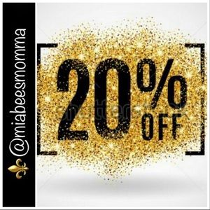 Other - 🌻20% OFF ITEMS W/🌻